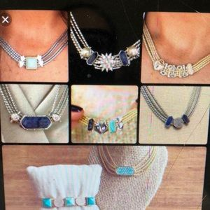 KEEP Collective Jewelry - NWT Keep Collective silver multi chain necklace